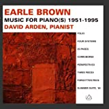 Songtexte von Earle Brown - Music for Piano(s) 1951-1995 (piano: David Arden)