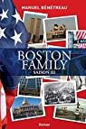 Boston Family saison 3 par Bénétreau