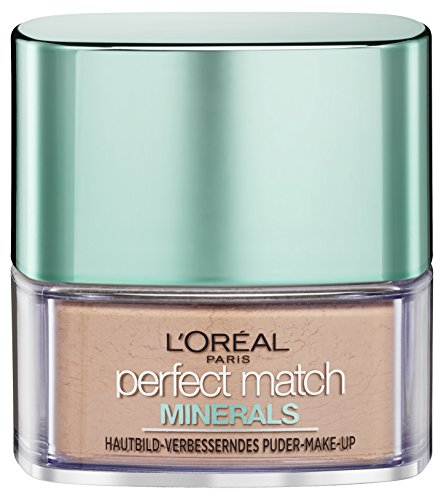 L'Oréal Paris Perfect Match Minerals Beige Creme 3N, 10 ml (Match Creme)