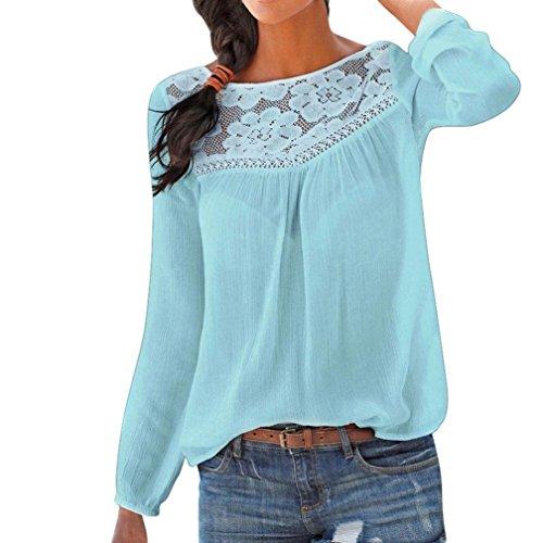 BHYDRY Damen nicht zutreffend bluse blau 14
