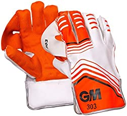 GM 303 Cricket Wicket Keeping Gloves Youth
