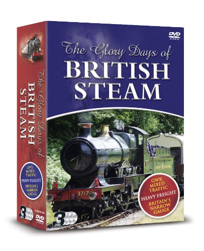 The Glory Days Of British Steam [DVD] [UK Import]
