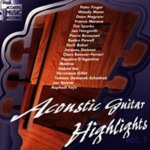 various -  Acoustic Guitar Highlights