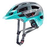 Uvex Finale 2.0 MTB Fahrrad Helm grau/blau 2019: Größe: 56-60cm