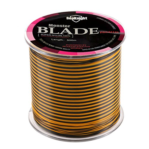 SeaKnight Monster Blade Monofilament Angelschnur 500m / 547yds Japan Material Nylon Angelschnur 2-35LB
