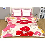 Avighna Print Soft And Warm Reversible Micro Cotton Single Bed Reversible Dohar /ac Comfort/Blanket (Single Bed)