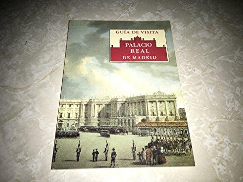 Guía de visita Palacio Real de Madrid por Jose Luis Sancho Gaspar