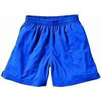 Derbystar Basic Childrens - Pantalones infantil, tamaño 6-7 años (116 cm), color azul