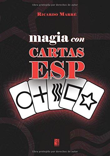 Magia con cartas ESP por Ricardo Marré Burcet