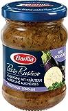 Barilla Pesto Rustico Aubergine mit Kräutern, 175 g