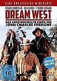 Dream West - Das abenteuerliche Leben des John Charles Fremont [2 DVDs]