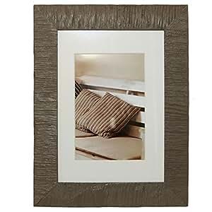 woltu br9829 cadre photo collage cadre en bois fa ade en verre pour une installation en mode. Black Bedroom Furniture Sets. Home Design Ideas