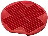 Lékué Sticks - Stampo per grissini da fare in casa, colore rosso