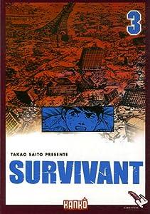 Survivants Edition simple Tome 3