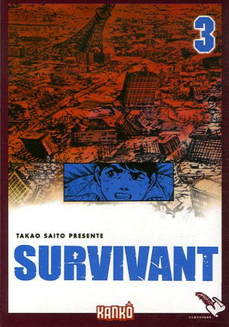 Survivants Edition simple Tome 3