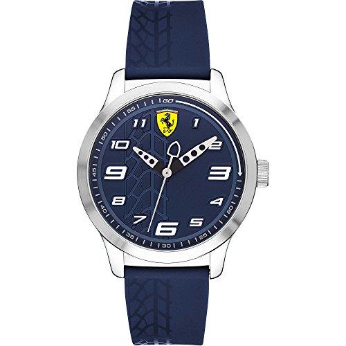 Scuderia Ferrari Unisex-Adult Watch 0840020