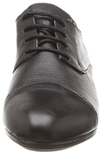 Fly London Mise616fly, Scarpe Stringate Basse Brogue Donna Nero (Black 006)