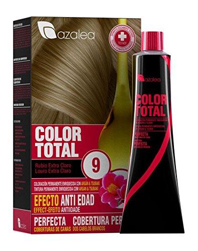 Azalea Total TACT009 - Tinte Capilar Permanente