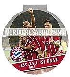 FC Bayern München Der Ball ist rund - Kalender 2019