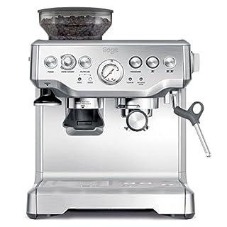 Sage BES870UK the Barista Express Espresso Machine - Silver (B00CI32S9I) | Amazon Products