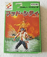 nintendo nes game......The Adventures of Bayou Billy, released in Japan as Mad City,Format: NTSC-J , famicom nes platform