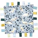 Best handmade Comforters - AmaWrap Handmade Jersey Cotton Comforter Taggie Blanket Review