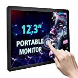 12,3 Zoll Touchscreen Portable Tragbarer Monitor Display 1600X1200 4: 3 IPS...