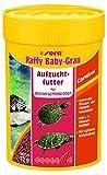 sera 01727 raffy Baby-Gran 100 ml - Das Babyfutter in maulgerechter Größe für junge Wasserschildkröten