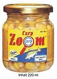 CarpZoom Standard Angelmais Mais 220ml Natur