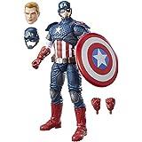 Marvel Legends Serie–Capitán América