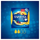 Tampax - Tampones Compak Pearl - Regular - 18 unidades