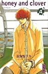 Honey & Clover Edition simple Tome 4