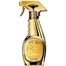 Moschino Fresh Gold Couture eau de parfum 100 ml spray
