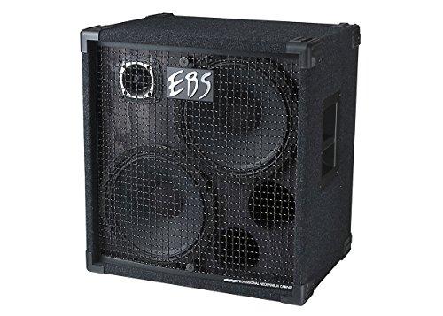 EBS EBSNEO212 NeoLine Boxen (600 Watt RMS, 2 x 12 Zoll Neodymium und 2 Zoll Titanium)