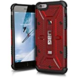 Urban Armor Gear UAG-IPH6/6SPLS-MGM-VP - Carcasa para Apple iPhone 6 Plus / 6S Plus, transparente (magma)
