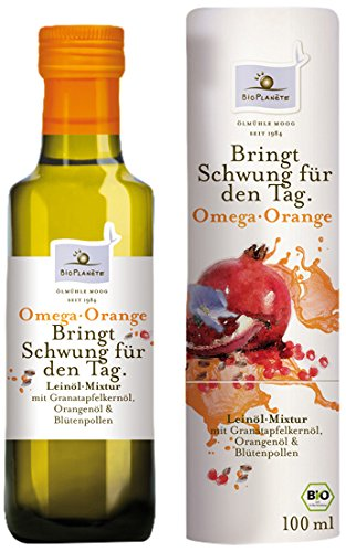 Bio Planète Omega Orange, 2er Pack (2 x 100 g)