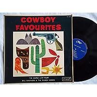 MAPLE LEAF FOUR / BILL SHEPHERS & RANCH HANDS Cowboy Favourites LP