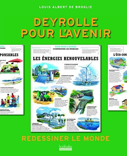Deyrolle pour l'avenir: Redessiner le monde par Louis Albert de Broglie