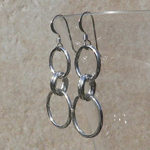 sterling-silver-drop-hoop-earrings-free-uk-delivery-gift-wrapped-quality-dangle-earings-for-her-birt