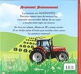 Image de Mis alucinantes tractores: ¡Un libro con solapas, dibujos en 3D, piezas móviles y sonido! (Castellano - Bruño - Pop-Up - Mis Alucinantes...)