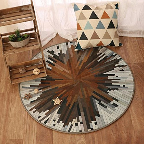 tapis rond achat vente de tapis pas cher. Black Bedroom Furniture Sets. Home Design Ideas