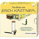 Das Beste von Erich Kästner (3 CD): Hörspiele, ca. 155 Min.
