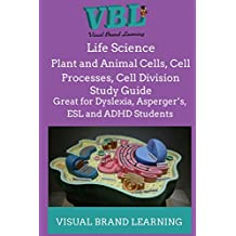 Life Science: Plant and Animal Cells, Cell Processes, Cell Division (English Edition)