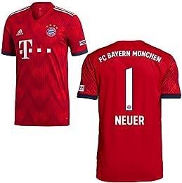 Maglia Home FC Bayern München nazionali