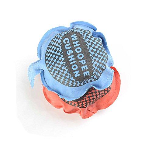 MAXGOODS 5 Stk 9cm Spaß Whoopee Kissen Witz Prank Selbst Aufblasen Fart Whoopie Ballon Gag Party Spielzeug - Zufällige Farbe