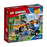#7: Lego 10750 Juniors Road Repair Truck