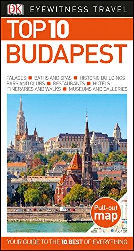 Top 10 Budapest (Dk Eyewitness Top 10 Travel Guide) por Dk Travel