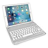 Conçu spécifiquement pour une compatibilité avec tous les modèles d'iPad Air / iPad Air 2, ce clavier Bluetooth de Caseflex vous permet de le connecter et coupler à votre appareil pour une saisie efficace et facile. Avec un support a clipser magnétiq...