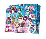 John Adams 10324 Ezee Beads 3D Little Treats Craft (Multi-Colour)