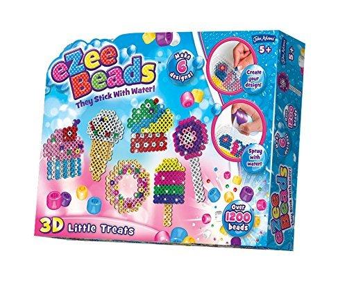 """John Adams """"Ezee Perlen 3D Little Leckereien Craft (Mehrfarbig)"""